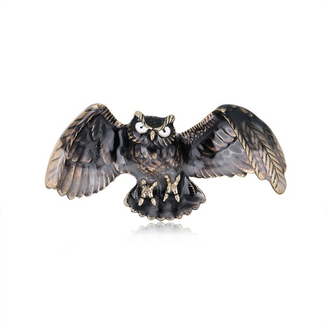 fashion eagle alloy brooch NHDR298276's discount tags