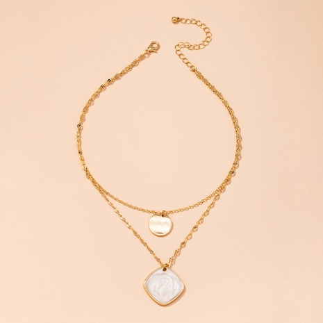gold coin pendant necklace  NHAI298412's discount tags