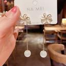 Two wear flower opal earrings NHXI298495
