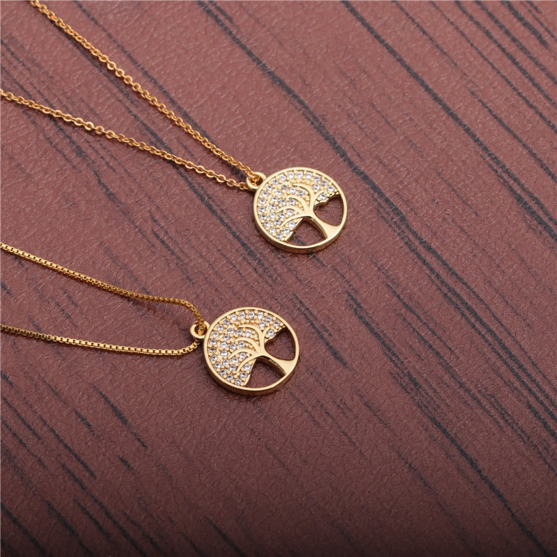life tree necklace NHYL298553