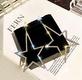 five-pointed star full diamond earrings NHOT299894