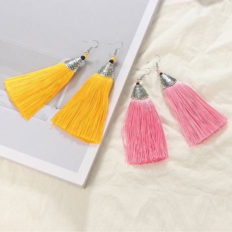 ethnic style Bohemian earrings  NHGY298841's discount tags