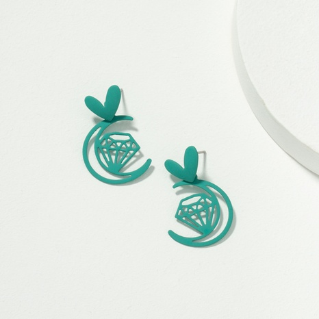 simple fashion earrings NHQJ298858's discount tags