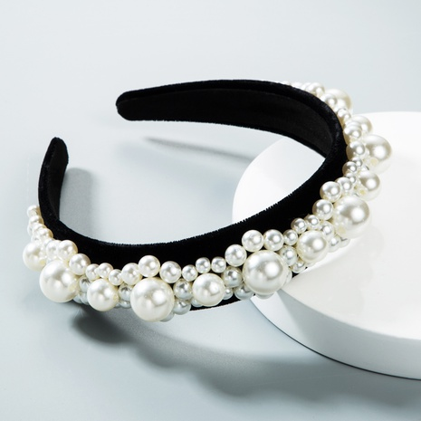 diadema barroca de perlas NHLN298941's discount tags