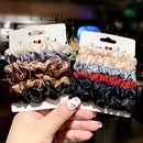 solid color simple hair rope NHNA298991