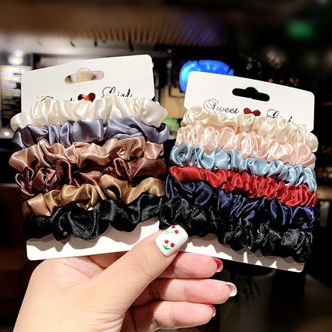 corde à cheveux simple de couleur unie NHNA298991's discount tags