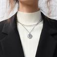 NHOK1354896-Steel-three-layer-necklace