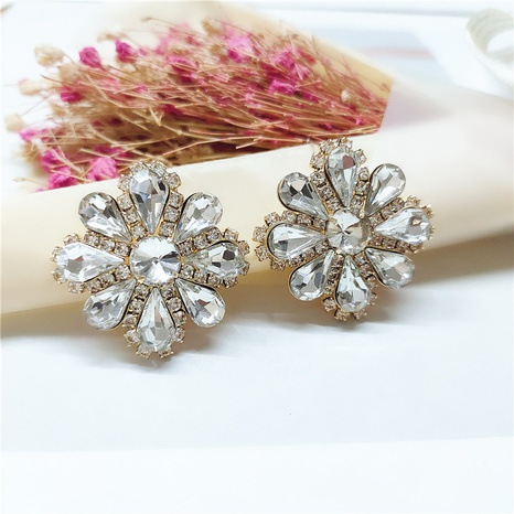 fashion diamond earrings  NHVA298895's discount tags