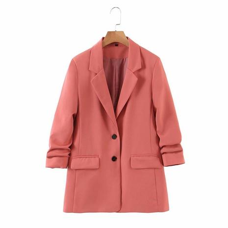 chaqueta blazer casual NHAM299224's discount tags