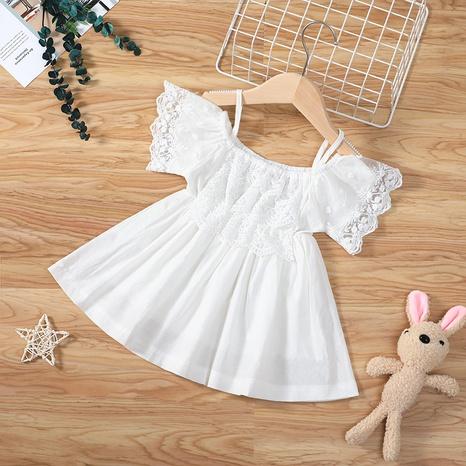 lindo vestido de color puro NHLF299684's discount tags