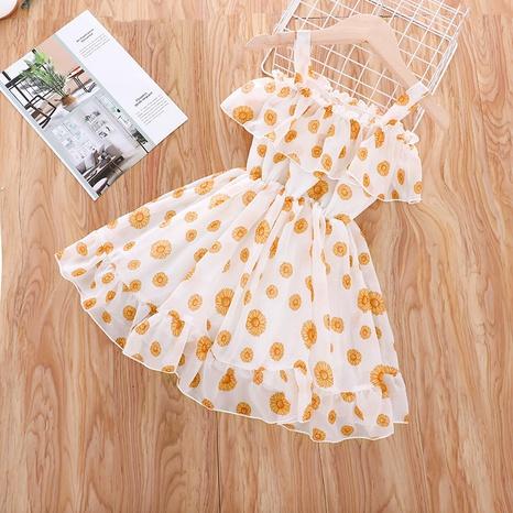 süßes Kleid für Kinder NHLF299697's discount tags