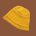 NHTQ1357588-Two-bar-handmade-woolen-hat-yellow-M-(56-58cm)