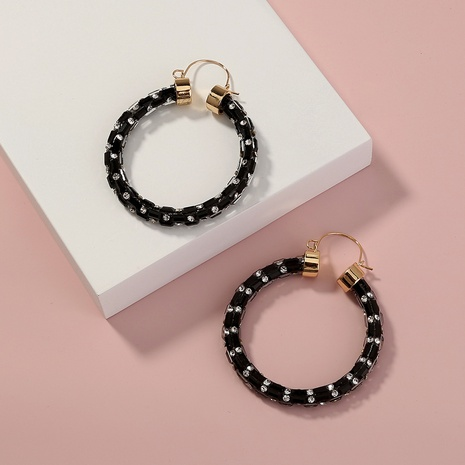 fashion diamond earrings  NHAN300142's discount tags