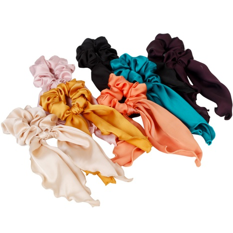 Scrunchies del pelo del nudo del arco de la moda de Corea NHAR300314's discount tags