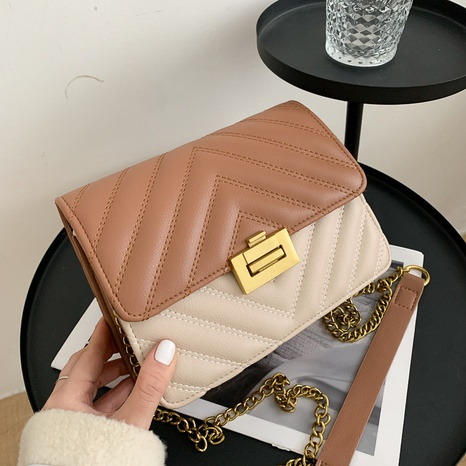 new trendy fashion texture messenger bag NHRU300415's discount tags