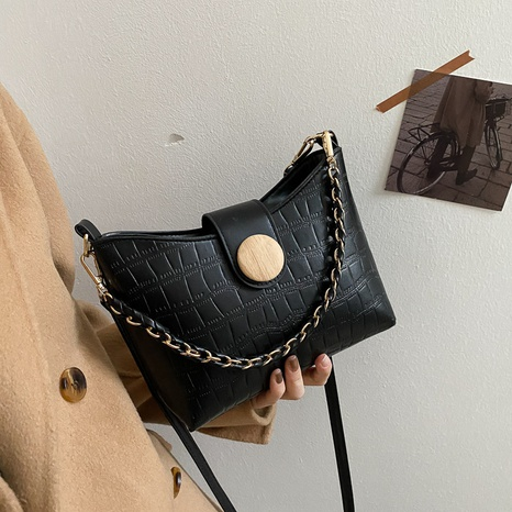 new trendy fashion one-shoulder underarm bag NHRU300434's discount tags
