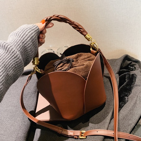new trendy fashion portable bucket bag NHLH300468's discount tags