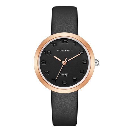 Reloj de cuarzo casual con cinturón de moda NHSS300606's discount tags