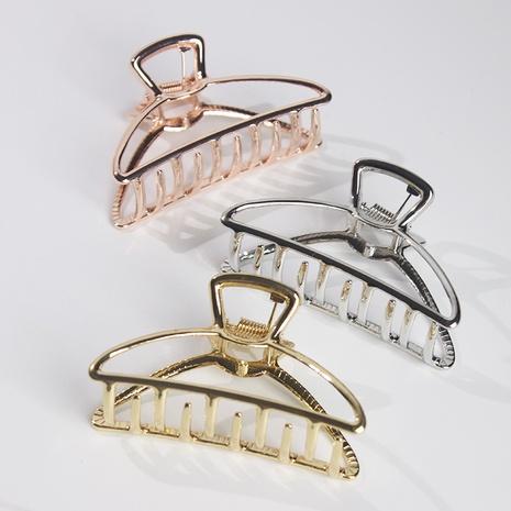 Korean simple fashion metal catch clip NHAR300668's discount tags