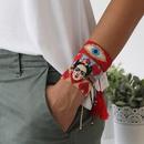 bracelet ethnique turc aux yeux bleus d39amour sauvage NHGW300934