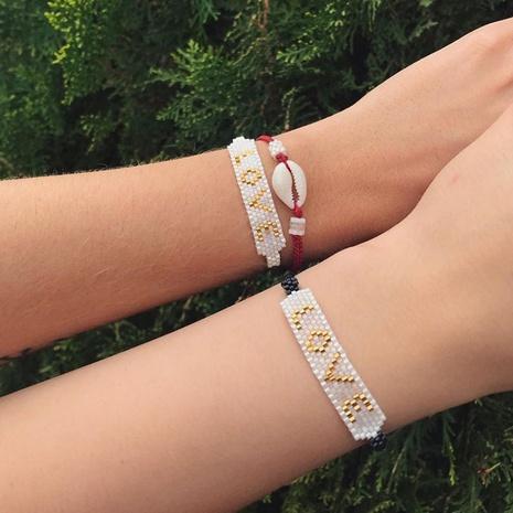 Miyuki Reisperlen Armband NHGW300935's discount tags