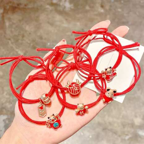 cute simple Ox hair ring  NHNA301036's discount tags