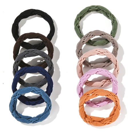 New Korean simple hollow towel ring  NHGE301159's discount tags