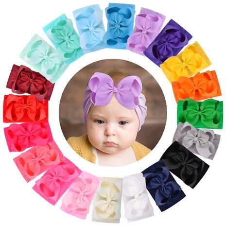 conjunto de diadema de nailon con lazo para niños NHMO301230's discount tags