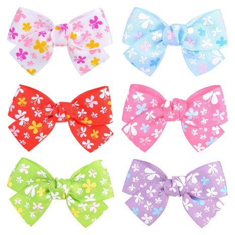 nuevo conjunto de pinzas de lazo de color caramelo para niños NHMO301254's discount tags