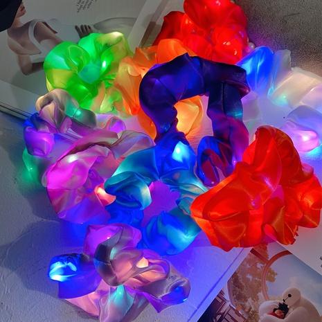 fashion luminous hair scrunchies  NHFS301433's discount tags