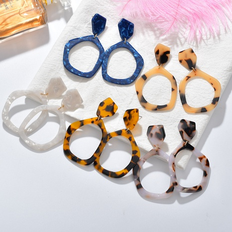 Irregular Retro Earrings  NHBQ301566's discount tags