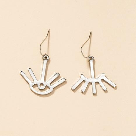 Mode Augenbrauen Ohrringe NHGU301672's discount tags