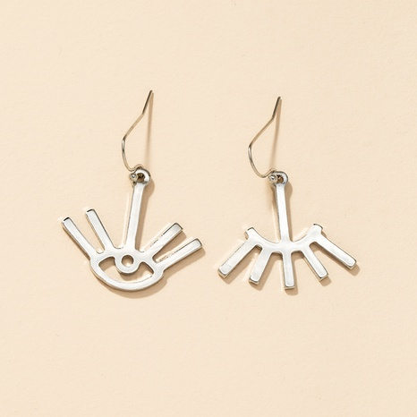 fashion eyebrow earrings NHGU301672's discount tags