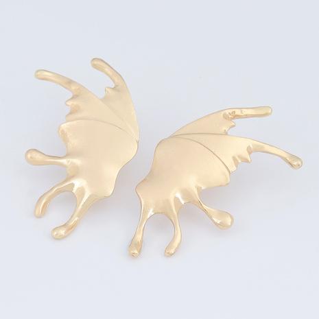 alloy butterfly wings earrings NHJE290512's discount tags