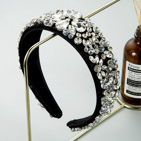 diamond crystal fashion headband NHLN290537's discount tags