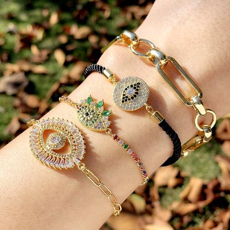 creative eyes demon eye bracelet NHAS290567's discount tags