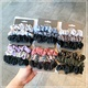 simple silk satin hair scrunchies NHOF290581