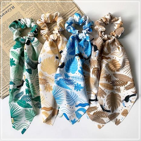 sweet long ribbon hair scrunchies NHOF290593's discount tags