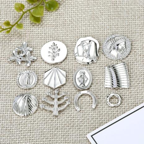 various shape alloy earrings NHGO290626's discount tags