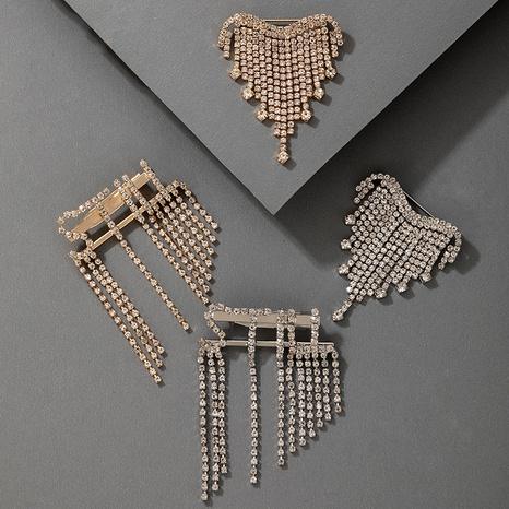 broche à pompon en diamant NHGY291836's discount tags