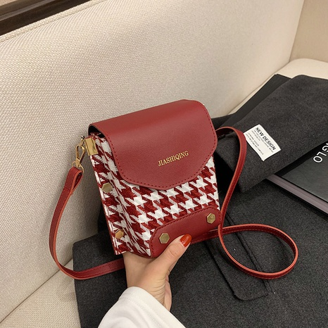fashion shoulder small square bag NHEX302049's discount tags