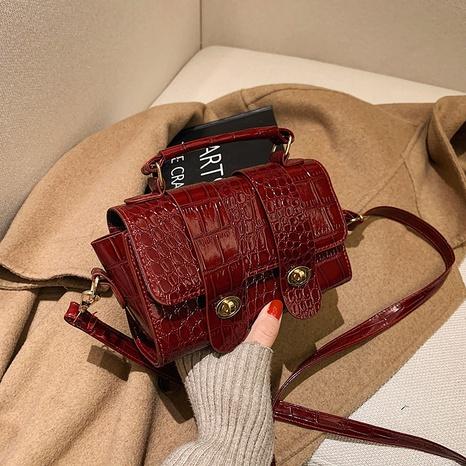 fashion one-shoulder messenger bag NHEX302067's discount tags