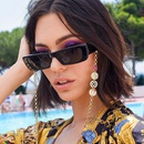 jelly color square sunglasses  NHKD302181