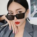 square nail retro sunglasses NHKD302185