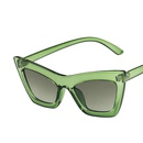 candy color cat eye sunglasses  NHKD302194