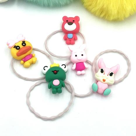 cartoon doll elastic hair ring  NHDI302285's discount tags
