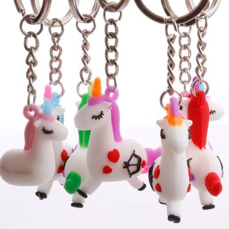 cartoon unicorn keychain  NHDI302288's discount tags