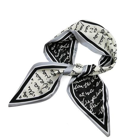 Silk scarf hairband  NHDQ302530's discount tags