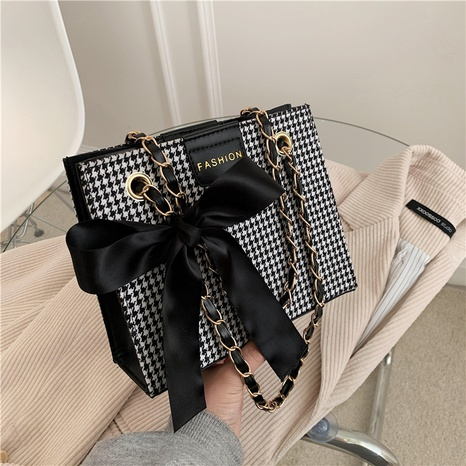 new trendy fashion chain bag  NHRU302574's discount tags