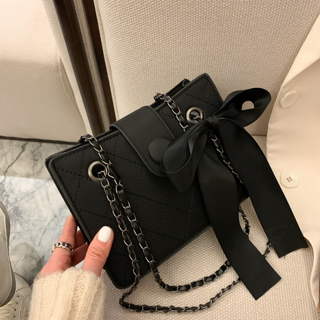 new trendy fashion rhombic chain bag NHRU302611's discount tags